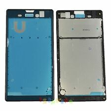 FRONT MIDDLE MID FRAME CHASSIS HOUSING FOR SONY XPERIA T3 D5103 D5106 M50w BK