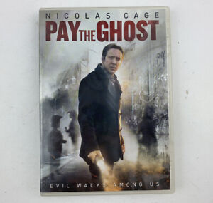 Pay The Ghost DVD - Nicolas Cage