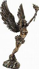 NIKE Siegesgöttin,32 cm bronzierte Figur,Masterpiece Kollektion,NEU