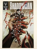 SHADOWMAN #13x PREVIEW (OCT 2013, VALIANT)