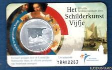 Pays Bas 2011 - 5 Euro La Peinture - Netherlands