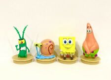 Cup topper figures SpongeBob Full Set