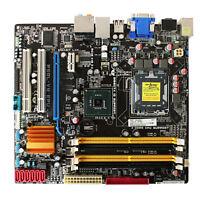 For ASUS P5QL-VM EPU REV.1.02G Motherboard DDR2 Intel G43 LGA775 UATX