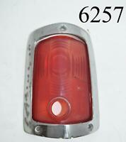 1950 Chrysler New Yorker Windsor Tail Light Bezel Taillight 50 51 OEM LH Driver