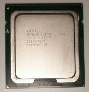 Intel Xeon E5-2407 Quad Core 2.2 GHz FCLGA1356 10MB 6.4 GT/s 80 Watt CPU SR0LR