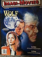IMAGI-MOVIES Magazine - From Cinefantastique - Vol 1, No 4 - Ed Wood - The Mask