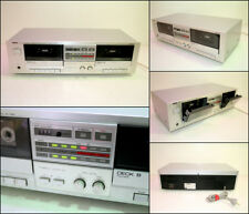 YAMAHA K-142 Stereo Double Cassette Deck (Made in Japan)
