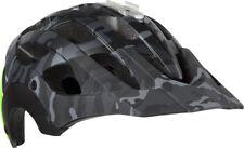 New Lazer Revolution Helmet: Matte Black/Camo Flash Green SM