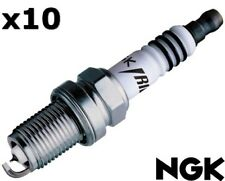 NGK Spark Plug Iridium FOR Honda Jazz 2008-2011 1.3 i(GE) Hatchback IZFR6K13 x10