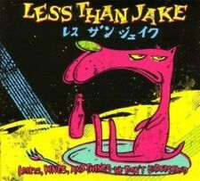 Less Than Jake-Losers, Kings and Things CD + DVD 2cd NUOVO