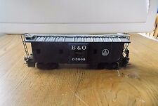HO Scale B&O Bay Window Caboose Baltimore & Ohio C 3000