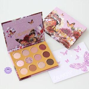 ColourPop Flutter By Butterfly Eyeshadow Palette *100% GENUINE* Brand New