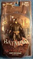 Batman Arkham City Batman Rabbit Hole Action Figure MINT DC Direct
