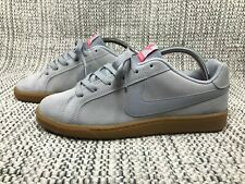 NIKE COURT CLASSIC, UK SIZE 7, BRAND NEW, MEN'S TRAINERS, SKATE, GREY GUM GYM