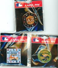 2017 MLB Spring Training Pin Choice Cactus League pins A's Giants Dodgers Cubs +