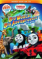 Big World, Big Adventures!™ The Movie! [DVD][Region 2]