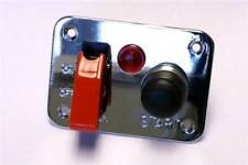Grayston Competition Starter Panel With Push Button + Light + 1 Switch (GE336)