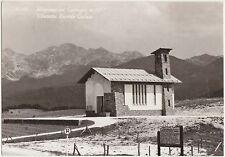 ALTIPIANO DEL CANSIGLIO - CHIESETTA RICORDO CADUTI (BELLUNO)
