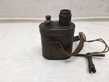Antique, Vintage Dynamite Explosives Blasting Machine, Plunger Box,