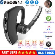 Bluetooth Headset Wireless Headphones Noise Reduction Hands-free Earphone W/Mic