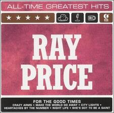 Ray Price: All-Time Greatest Hits, Good Music