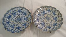 New listing Blue and White Hand painted Chinese plates