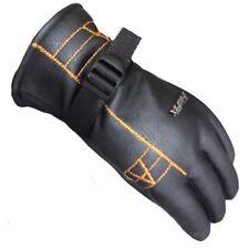 Handschuhe aus Leder für Radsport