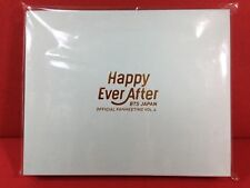 New BTS JAPAN OFFICIAL FANMEETING VOL.4 ~Happy Ever After Photo binder F/S Japan