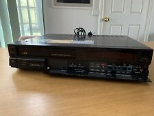 Sharp VCR, High-end, working, Good condition, Video Cassette, VHS, made In Japan