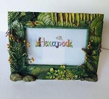 Hexapod Frog Nature 3-D Ceramic Frame