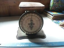 Vintage 1930 Pelouze Family Deluxe 24 Lb. Scale Working using for my ebay items