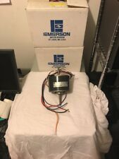 Emerson Electric Motor KA55HXNCP-6795 1/8 HP 5 Speed Part 610-714-01