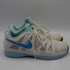 Nike Vapor Advantage Womens Tennis Athletic Shoes Size 8.5 - 599364-144