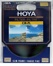 Hoya Circular Polarizing CIR-PL CPL FILTER for Canon Sony Nikon Lenses  52mm