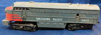 AHM TEMPO: SOUTHERN PACIFIC 8803 DIESEL LOCOMOTIVE For Repair. HO VINTAGE