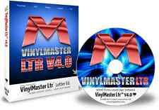 VinylMaster Letter Ltr VML Vinyl Cutter Software Crossgrade With Media