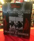 Art Book Gilbert and George The Complete Pictures all two books assortment