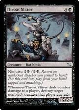 THROAT SLITTER Betrayers of Kamigawa MTG Black Creature — Rat Ninja Unc