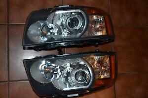 original headlight LAND ROVER FREELANDER 2008r xenon (left or right) EU/US or UK