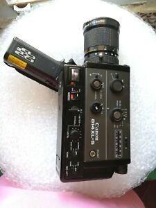Vintage Canon 814XL-S Professional Super 8 Movie Camera see the description