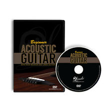 Lindo Beginner Acoustic Guitar DVD with 12 Lessons of Tuition with Rich Weaver