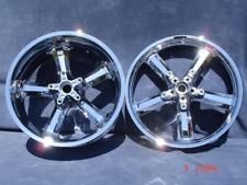 Harley Davidson Chrome VROD V ROD 09-17 Muscle Wheels VRSCF Under Exchange Only