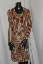 Stunning Vintage Missoni 3pc Set - tank top, cardigan, and skirt - Must See!!!