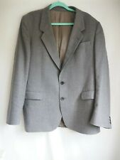 Men's Suit 44 Grey Three Piece Jacket Trousers Waistcoat Alfred Snooker