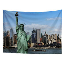 """City Paris London Tapestry Home Decor Wall Hanging Modern Room Office 51x60"""""""