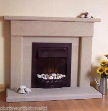 THE AIREDALE STONE  / STONE FIREPLACE / FIRE PLACE SURROUND