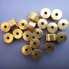 2pcs Brass Column Copper Ring Gasket Fastening For  Bearing M2 Robotic Car Model