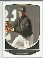 Tim Anderson Chicago White Sox 2013 Bowman Draft Prospect