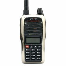 TYT TH-UVF1 Dual Band VHF+UHF two way radio w/ ANI + scrambler (Sliver)