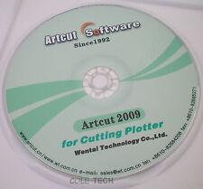 Artcut 2009 Pro Software For Sign Vinyl Plotter Cutting 9 Languages